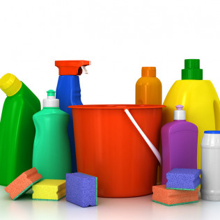 Cleaning Supplies and Products